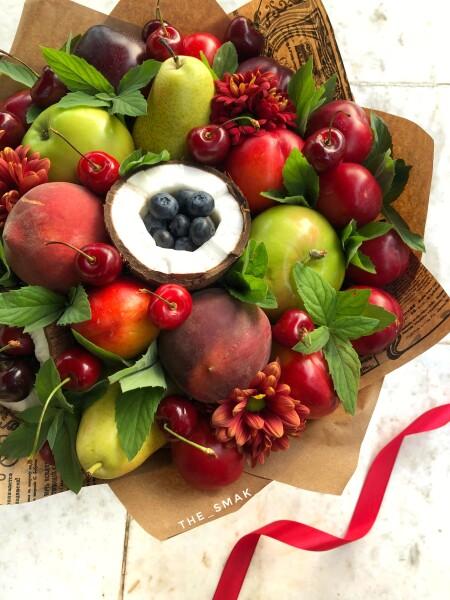 Мужской фруктовый