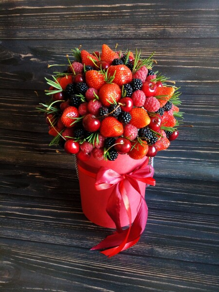 Букет ягодный 2