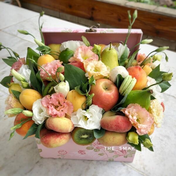 фруктовый чемоданчик
